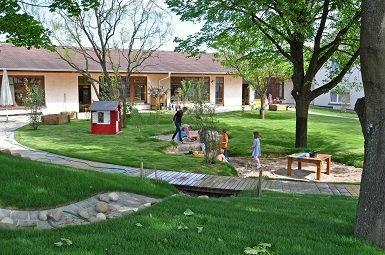Kindergarten Michelfeld | Quelle: Dieter Landes